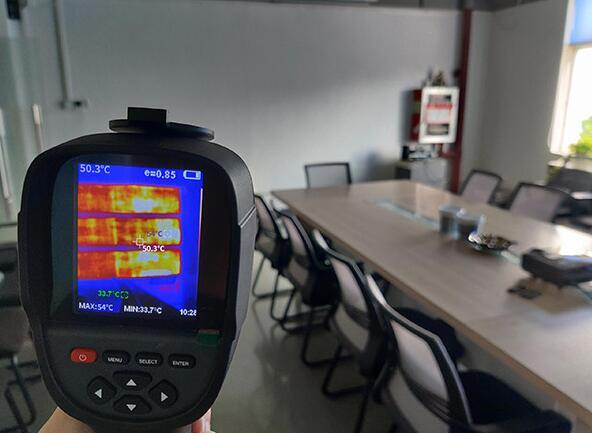 石墨烯发热涂料对供暖领域具有重要意义