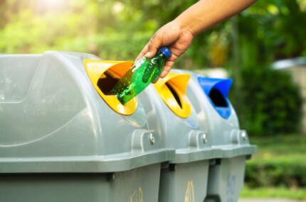 垃圾分类的生意经与魔法链,垃圾分类流程孕育出更多价值机会