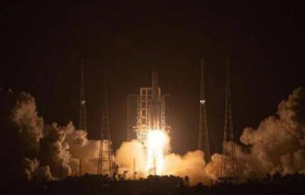 嫦娥五号轨道器成功进入日地L1点轨道,对地距离93.67万公里