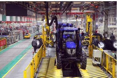 潍柴雷沃重工:农业机械化创新发展的领头羊,引领中国农业装备迈向高端