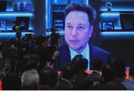 央视采访马斯克:中国将成为特斯拉最大的市场