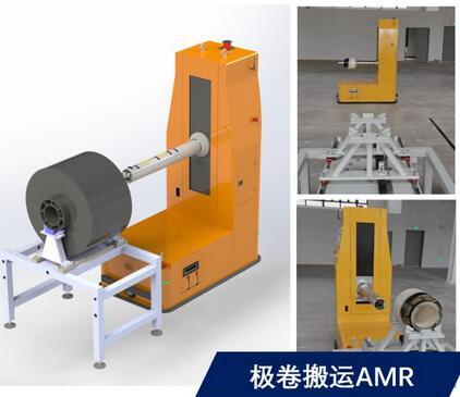 斯坦德机器人:为锂电池行业厂家介绍柔性化的物流解决方案,赋能锂电生产智造