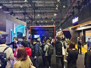 AWE家电及消费电子博览会在上海国家会展中心正式举办