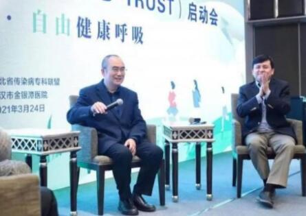 张文宏呼吁借鉴新冠防控消除结核病,或能迅速降低其传播力