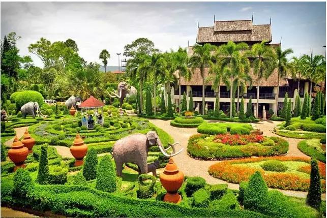 世界上最美的十大花园景观盘点,美到让人窒息!