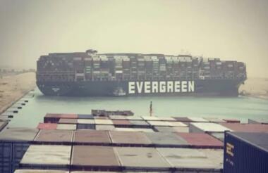 苏伊士运河大塞船,欧亚大动脉被切断,国际油价直线上涨