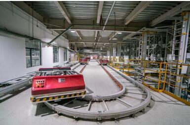 惠达5G+数智化工厂:普及自动化,构建绿色工厂,推进建材工业智能制造数字转型