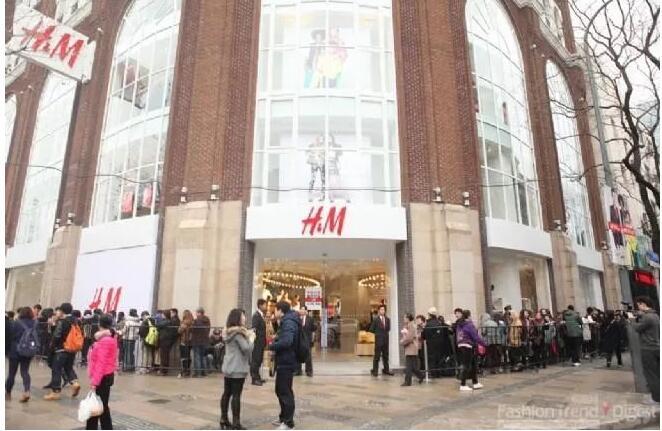 吃中国饭砸中国碗,H&M的中国末路记
