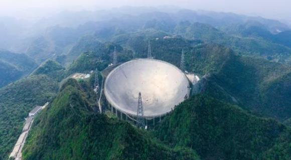 """中国天眼31日起正式对全球开放,""""中国天眼""""究竟能""""看""""多远?"""