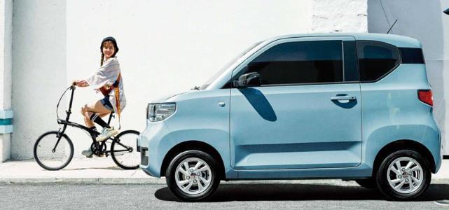 抓住更多女司机电动车会更有未来,五菱、欧拉聚焦女性消费者市场