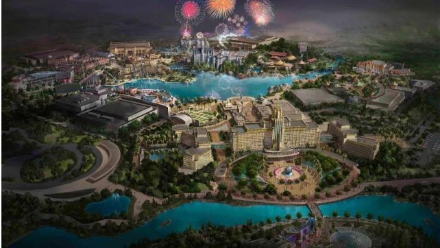 盘点12家2021年国内新开高端酒店,值得期待打卡!