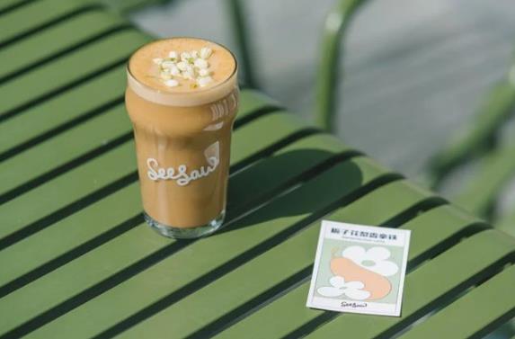 本土精品咖啡品牌Seesaw成为中国咖啡名片 ,首创植物基燕麦奶盖带来业绩狂飙