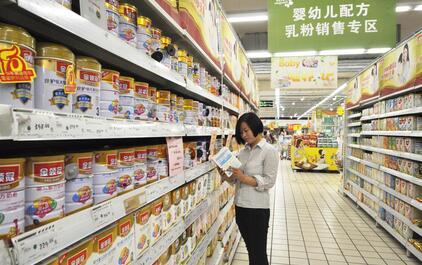 奶粉市场再现涨价,奶粉市场竞争多重因素表明涨价是市场现阶段的偶然