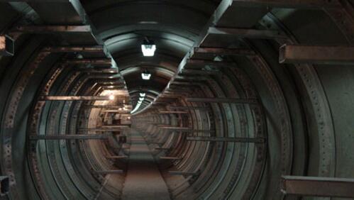 顶盾复合技术:华北地区首条采用,电力隧道实现全线贯通