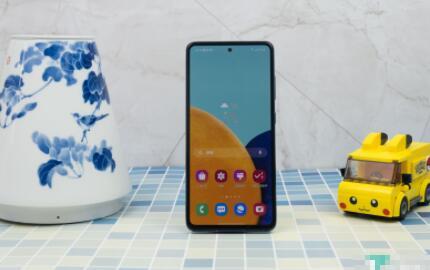 三星Galaxy A52 5G评测:轻薄时尚,多彩防水,你会选择这样的三星手机吗