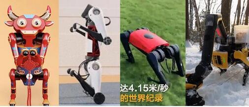 """国产机器狗成为""""网曝""""对象,智能多足机器人发展备受瞩目"""