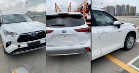 2021上海车展重磅SUV盘点:全新汉兰达、领克07、星越L等