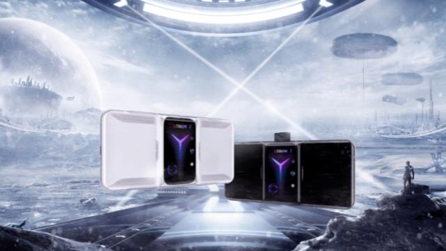 售价3699元起,拯救者电竞手机2 Pro发布!