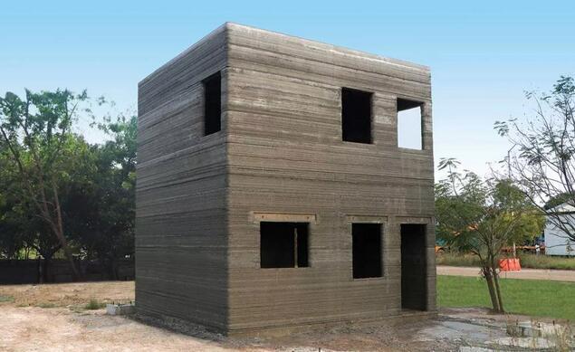 建筑3D打印行业市场现状分析