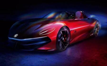 2021年上海车展概念车前瞻:名爵Cyberster、凯迪拉克LYRIQ等