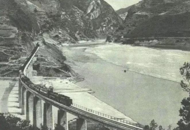 中国第一条电气化铁路宝成铁路宝成线宝凤段的诞生故事