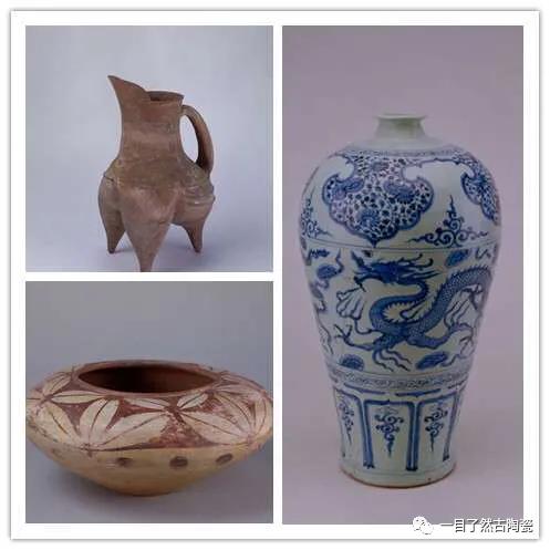 陶器和瓷器的区别与联系,陶器和瓷器哪个贵
