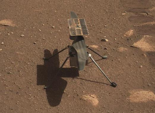 NASA火星直升机首飞再被推迟,下周确定新日期