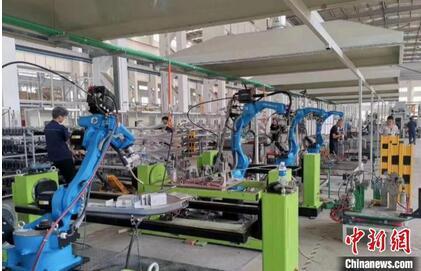 """卡诺普打造工业机器人核心竞争力,让国外市场信任""""中国制造"""",抢占'千亿级'大市场"""