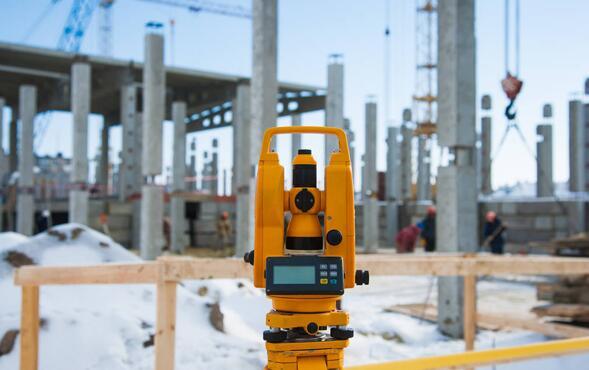 测绘无人机在建筑施工中的应用