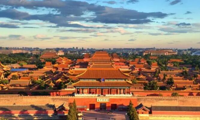 """紫禁城为何百年""""屹立不倒""""?揭秘紫禁城的建造之谜"""