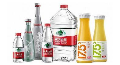 """""""有点甜""""的软饮料企业赚钱能力惊人 ,农夫山泉不一定是泉水"""