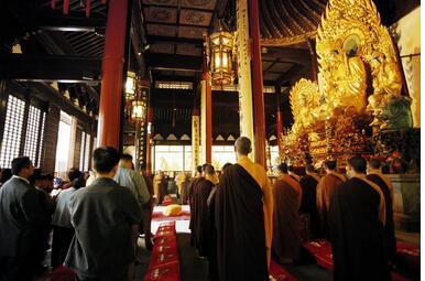 佛祖的人才焦虑,杭州佛学院的一则招聘需求引爆网络,和尚也不是那么好当的