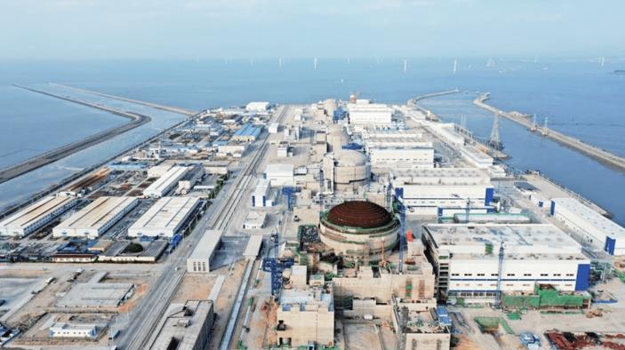 我国三代核电技术更高效、更清洁、更安全