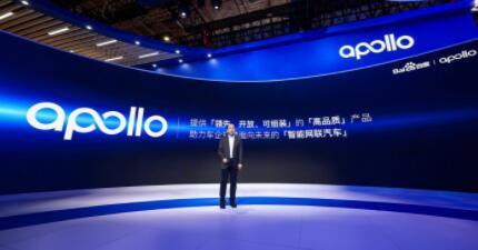 2021下半年百度Apollo自动驾驶将迎来量产高峰,每月会有一款新车上市