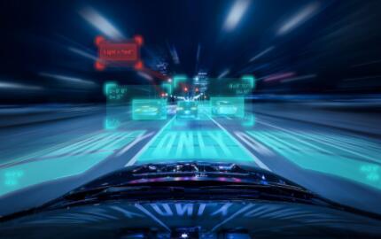 一句话总结2021年上海车展:自动驾驶唱主角,量产落地马蹄疾