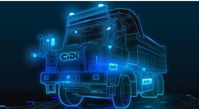希迪智驾正式发布新一代纯电无人矿卡, 智能网联赋能工程机械!
