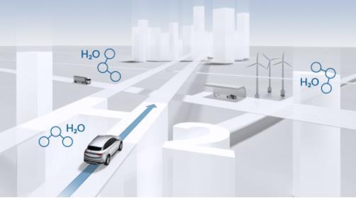 直击2021年上海车展,看汽车供应商展示电气化配件