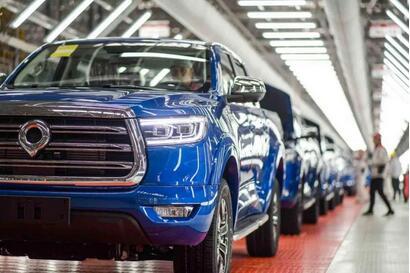 长城汽车回应两大生产基地并无停产计划,缓解芯片压力新布局,战略投资汽车智能芯片企业