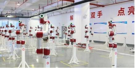 节卡机器人:中国协作机器人扛把子,国投招商慧眼识珠选择了节卡