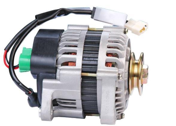 汽车电器的电子控制技术应用现状及发展趋势