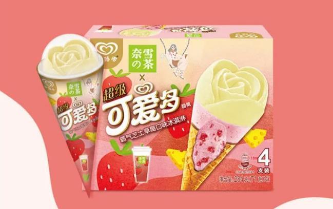 """光明、钟薛高、和路雪争相上新, 冰淇淋创新的正确""""打开方式""""有哪些?"""