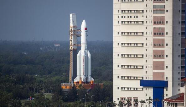 """""""天和""""核心舱发射升空,中国空间站正式开启""""下饺子""""模式"""