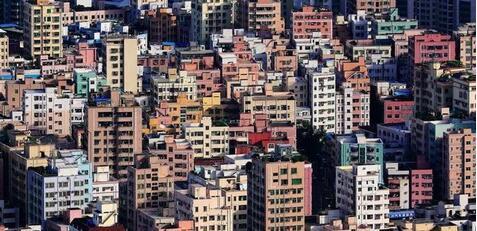 中国人口密度,中国人口密度城市排名,top1出乎意料