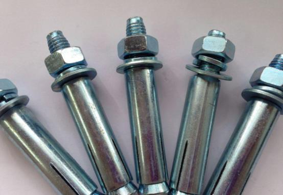 膨胀螺栓的规格和型号图解,螺栓松脱的原因全面分析