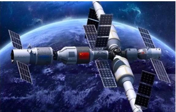 """""""天和""""核心舱发射成功,欧洲航天局给中国发来贺电"""