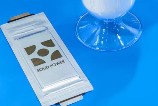 宝马和福特,赌上硫化物固态电池的未来
