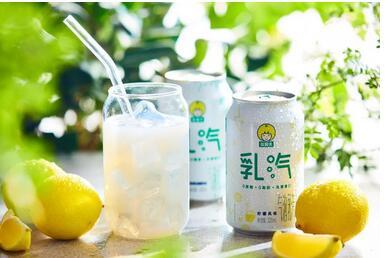 """优酸乳""""乳汽""""气泡乳,首发销量突破103万罐,饮料行业迎来无界创新时代"""