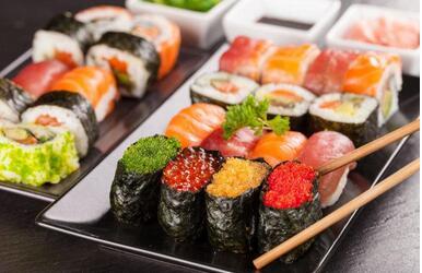 寿司的做法和材料,寿司的家庭做法,简单易学还美味