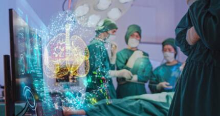 """""""AI+医疗""""市场空间大,人工智能企业该从哪里切入"""