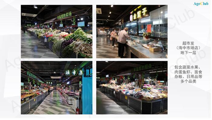 超市适老化改造,北京超市发打造购物/餐饮/休闲/社交一体化空间